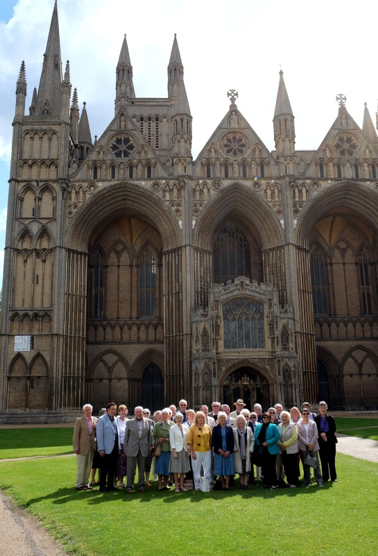 Peterborough Cathedral Group1